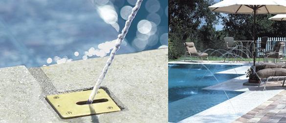 Cascada de Zodiac-poolcare Minijet
