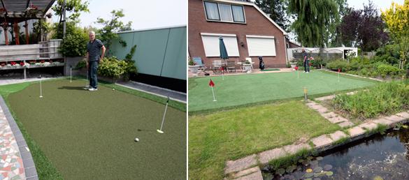 jugar-al-golf-en-el-jardin-de-su-casa