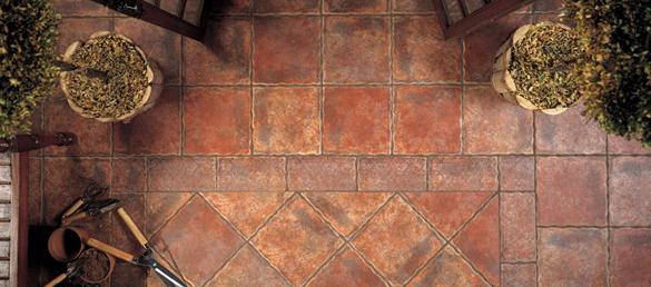 Pavimentos cer micos para exterior la web de los - Pavimentos ceramicos interiores ...
