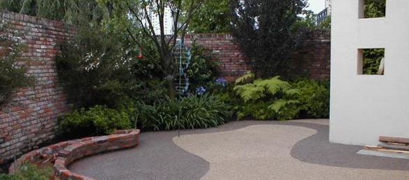 Pavimento ecol gico para zonas exteriores la web de los - Pavimentos para exteriores ...