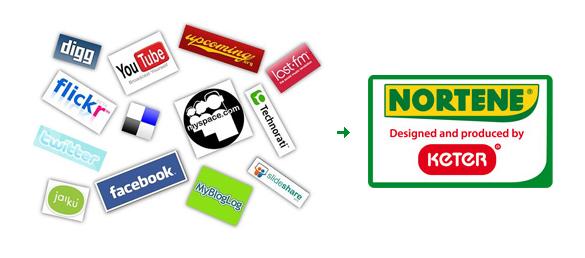 Nortene crea comunidad en las redes sociales