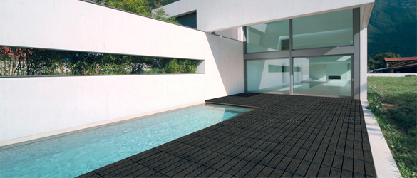 Pavimento hortus woven para exterior de floover - Suelos de exterior antideslizantes ...