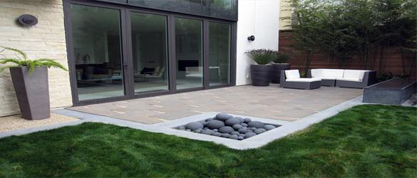Jardines minimalistas la web de los exteriores para piscinas for Jardines minimalistas